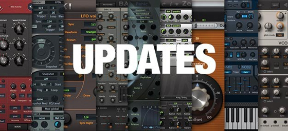 U-he Updates Plugins Pack WiN x64 x86 incl. Patches